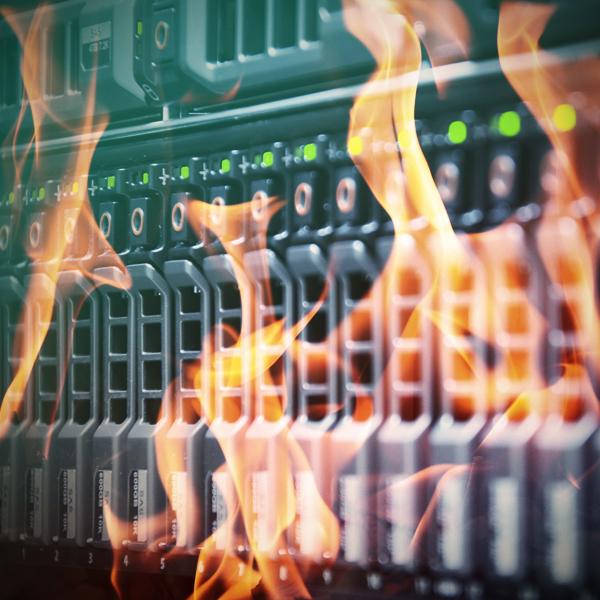 停電対策施設のバックアップ