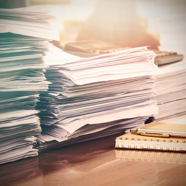 紙文書の電子化
